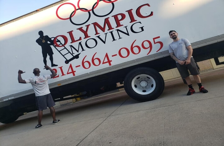 Long Distance Moving Company in Dallas TX