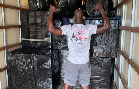 Olympic Moving Dallas Texas Movers Packing