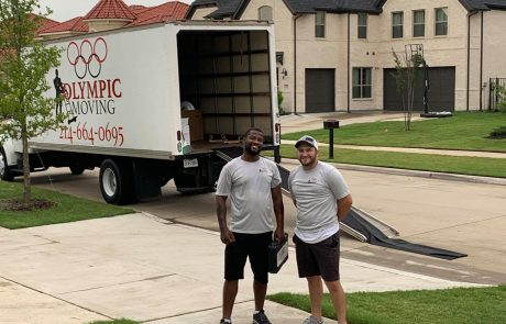 Olympic Moving Dallas Texas Movers