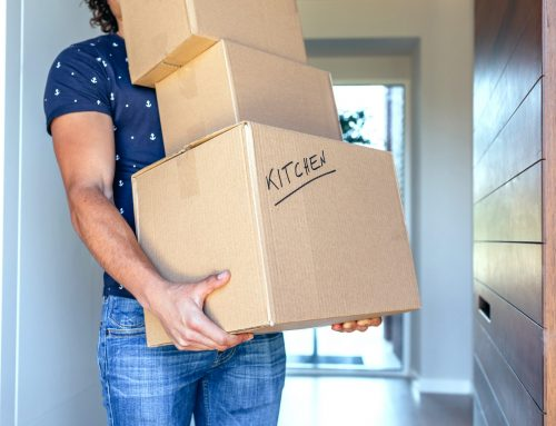 3 Tips When Moving Into A New Place